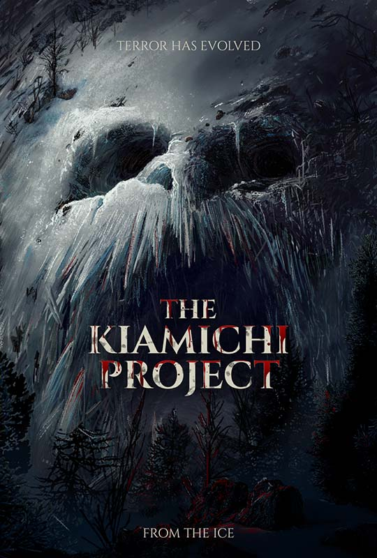 The Kiamichi Project Movie Poster with taglines