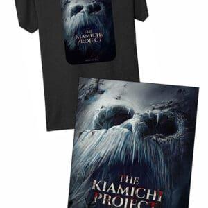 Kiamichi Combo-Poster and Black Tshirt