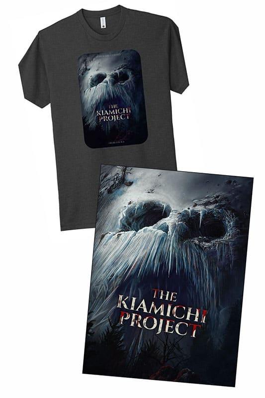 Charcoal Gray Kiamichi Project Tshirt