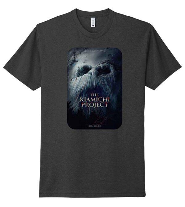 Tshirt-charcoal gray