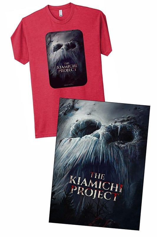 Red Kiamichi Project Tshirt